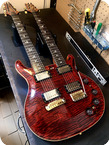 Paul Reed Smith Prs Double Neck 2017 Cherry Burst