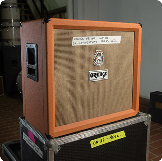 Orange Ng140 1996 Orange Leather