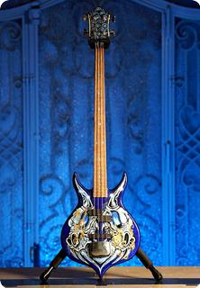 Gene Simmons Punisher 2010 Blue Dragon
