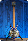 Gene Simmons Punisher 2010 Blue Dragon