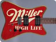 Hamer Miller High Life 1986 Miller Graphic