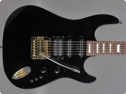 Hamer Chaparral Standard 1985 Black