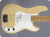 Fender Precision 1983 Olympic White