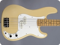 Fender Precision 1983 Olympic White