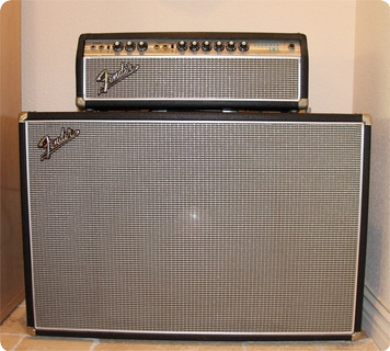 Fender Showman 1968 Silverface