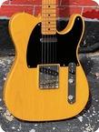 Fender Telecaster 52 AVRI Reissue 2000 Butterscotch Blonde