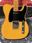 Fender Telecaster 52 AVRI Reissue 2000 Butterscotch Blonde