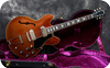 Gibson ES-330TD 1967-Sparkling Burgundy Metallic