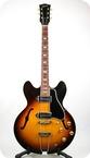 Gibson ES 330 Sunburst 66 Begagnad
