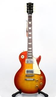 Gibson Custom Shop 1959 Les Paul Standard Reissue Vos Washed Cherry