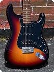 Fender Stratocaster American Special HSS 2011 Sunburst Finish