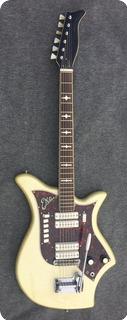 Eko 700 4v 1963 Gold Sparkled