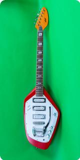 Vox Phantom 1966 Red