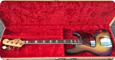 Fender-Jazz Bass-1971-Sunburst
