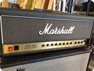 Marshall JCM 800 Lead Series 1986 Black