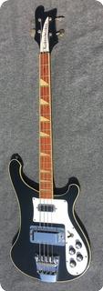 Rickenbacker 4001 Stereo Bass 1975 Jetglo