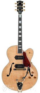 Gibson Custom Shop L5 Ct Crimson Natural P90 Bigsby 2015