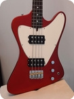 Ashdown The Low Rider Bass 4 string 2020 Metallic Red