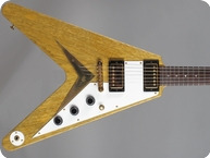 Hamer Vector Korina 58 Of 72 1997 Natural