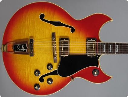 Gibson Barney Kessel Custom 1968 Cherry Sunburst