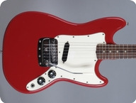 Fender Bronco 1973 Red