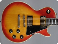 Gibson-Les Paul Custom-1973-Cherry Sunburst