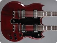 Gibson EDS 1275 2006 Cherry