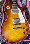 Gibson R9 Les Paul 2008 Iced Tea Burst