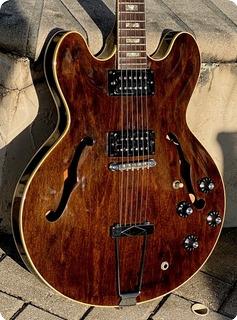 Gibson Es 335tdw 1970 Walnut Finish