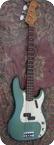 Fender Precision Bass 1968 Lacke Placid Blue Custom Color