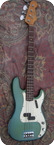 Fender Precision Bass 1968 Lacke Placid Blue Custom Color
