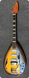Vox Spitfire Mark Vi 1965 Sunburst