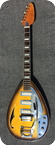 Vox-Spitfire Mark VI-1965-Sunburst