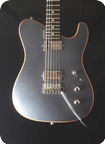 Tausch Guitars 665 DeLuxe Galena Silver