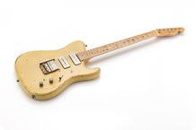 Tausch Guitars 665 RAW Butterscotch Blonde