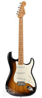 Fender Custom Fender Master Built 50th Anniversary Stratocaster 2 Tone Sunburst Greg Fessler 2004 1954