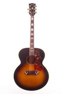 Gibson J 200 1968 Tobacco Sunburst