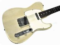 Fender Telecaster 1969 White Refin