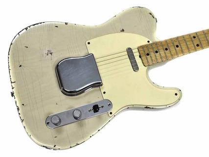 Kasuga Tele 1975 White