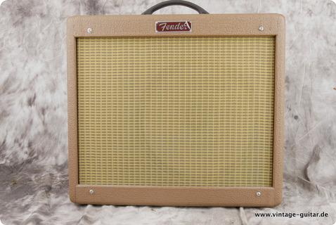 Fender Blues Junior Brown Tolex