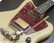 Rufini Guitars Montefalco60 Custom 2020 Vintage White Aged