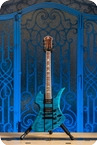 Bc Rich Mockingbird 2004 Blue