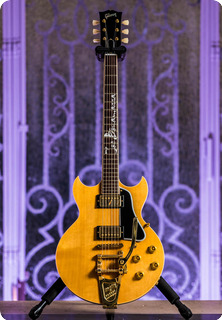 Gibson Johnny A Spruce. Top 2017 Natural