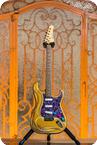 Harmonia S type Ex Billy Gibbons 2006 Pinstripe