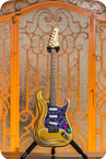 Harmonia S type Ex Billy Gibbons 2006 Pinstripe