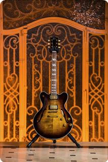Gibson Es Prototype Solid Wood 2016 Sunburst