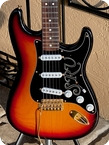 Fender Stratocaster SRV 1993 Sunburst Finish