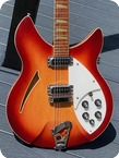 Rickenbacker 36012 OS 1988 Fireglo Finish