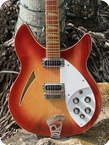 Rickenbacker 36012 OS 1986 Fireglo Finish