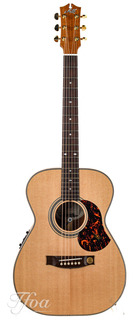 Maton Ebg808 Artist Blackwood Spruce Near Mint